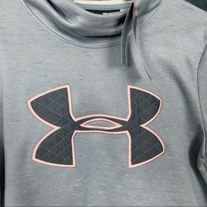 Under Armour Tops - CLEARANCE 🆕Under Armour Fleece Sweatshirt Gray